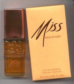 Miss Molinard/Molinard, Paris