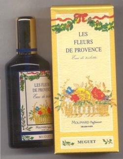 Les Fleurs Muguet Eau de Toilette Spray 120ml/Molinard, Paris