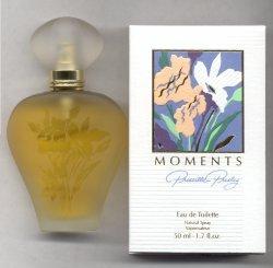 Moments Eau de Toilette Spray 50ml/Priscilla Presley