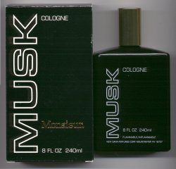 Monsieur Musk Cologne Splash/Dana, Formerly by Houbigant