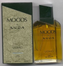 Moods for Men/Krizia