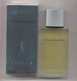 Moustache for Men/Rochas, Paris
