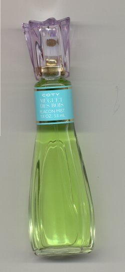 Muguet des Bois Flacon Mist Lily of the Valley 53ml/Coty