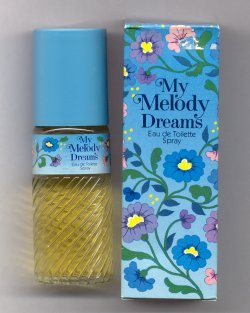 My Melody Dreams Eau de Toilette Spray 50ml Blue Box/4711 Muelhens