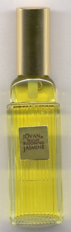 Jovan Night Blooming Jasmine Cologne Spray 44ml Tester/Jovan