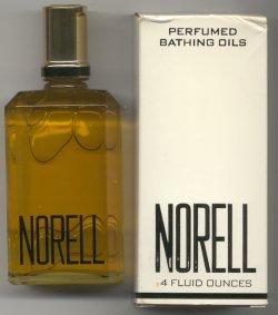 Norell Original Perfumed Bath & Body Oil/Revlon