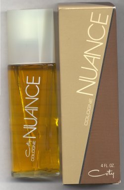 Coty Nuance Cologne Splash 120ml/Coty
