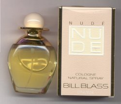 Nude Cologne Spray 50ml/Bill Blass