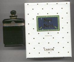 Nuit de Noel Deluxe Parfum 28ml/Caron, Paris