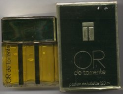 OR de Torrente Parfum de Toilette 120ml/Parfums Torrente, Paris