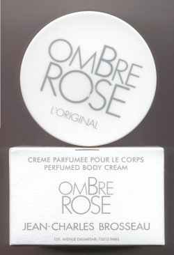 Ombre Rose Perfumed Body Cream 200ml/Jean-Charles Brosseau