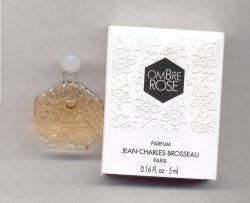 Ombre Rose Miniature Unboxed/Jean Charles Brosseau
