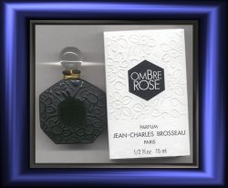 Ombre Rose Deluxe Parfum Extrait 15ml/Jean-Charles Brosseau