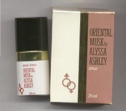 Alyssa Ashley Oriental Musk 25ml/Alyssa Ashley