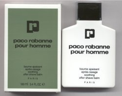 Paco Rabanne Pour Homme After Shave Balm for Men/Paco Rabanne