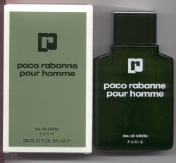 Paco Rabanne Pour Homme EDT Splash/Paco Rabanne