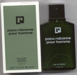 Paco Rabanne Pour Homme Eau de Toilette Spray 100ml/Paco Rabanne