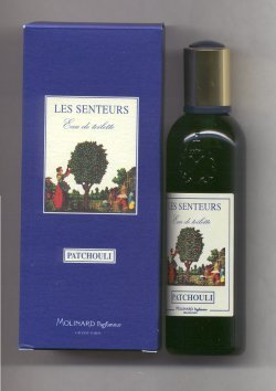 Les Senteurs Patchouli Eau de Toilette Spray 100ml Tester Unboxed/Molinard, Paris