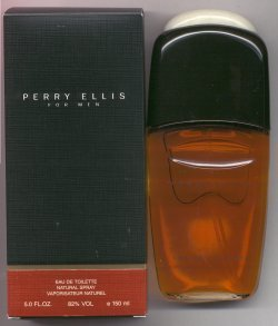 Perry Ellis for Men Eau de Toilette Spray 150ml/Perry Ellis