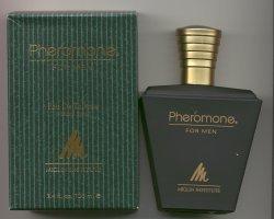 Pheromone for Men Cologne Spray 100ml Tester Unboxed/Marilyn Miglin Institute