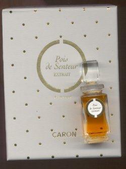 Pois de Senteur Deluxe Parfum 7.5ml/Caron , Paris