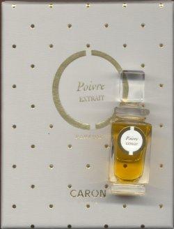 Poivre Deluxe Parfum 7.5ml/Caron