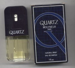 Quartz Eau de Parfum Spray 30ml/Molyneux, Paris