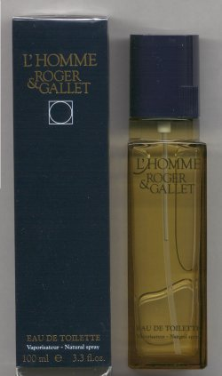 L'Homme Eau de Toilette Spray 100ml/Roger& Gallet