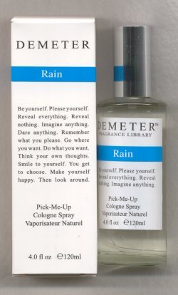 Demeter Rain Cologne Spray 120ml/Demeter Fragrances