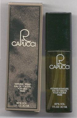 R de Capucci for Men/Capucci