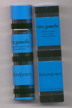 Rive Gauche Perfumed Body Powder Spray/Yves Saint Laurent, YSL