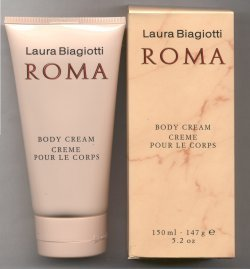 Roma Perfumed Body Cream/Laura Biagiotti