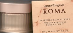Roma Perfumed Body Powder/Laura Biagiotti