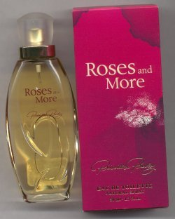 Roses and More Eau de Toilette Spray 50ml/Priscilla Presley