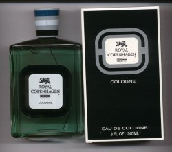 Royal Copenhagen Cologne Splash 240ml/Royal Copenhagen