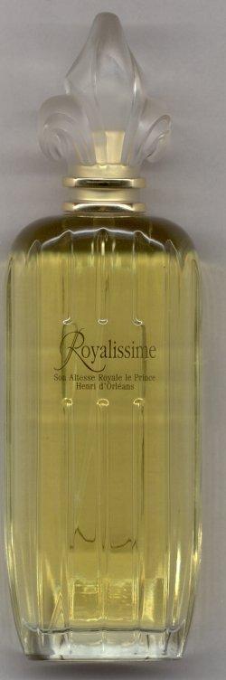 Royalissime Eau de Parfum Spray 100ml/Prince Henri d'Orleans