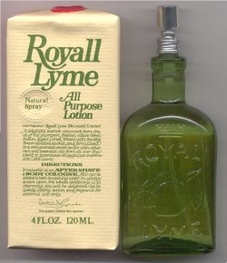 Royall Lyme for Men Cologne 120ml/Bermuda