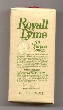 Royall Lyme for Men Cologne 240ml/Bermuda