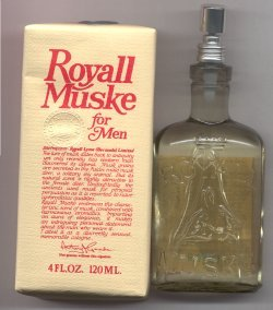 Royall Muske for Men/Bermuda