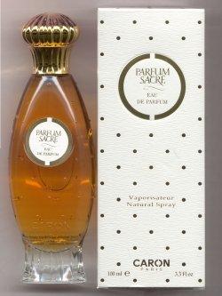 Parfum Sacre Eau de Parfum Spray 100ml/Caron
