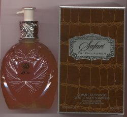 Safari for Woman Perfumed Bath & Shower Gel 250ml/Ralph Lauren