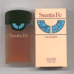 Santa Fe for Women Cologne Splash 50ml/Shulton
