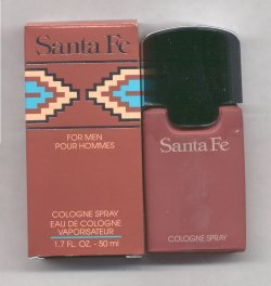 Santa Fe for Men Eau de Cologne Splash 50ml/Shulton