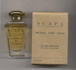 Scapa/Perfumes Scapa, Paris