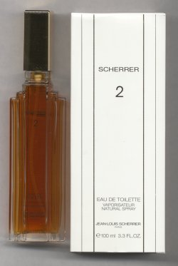 Jean-Louis Scherrer 2 Eau de Toilette Spray 100ml/Jean-Louis Scherrer, Paris