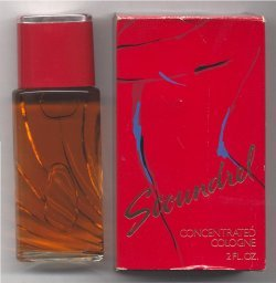 Scoundrel Concentrate Cologne Splash 60ml/Revlon