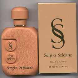 Sergio Soldano Brown Bottle Eau de Toilette Spray/Sergio Soldano