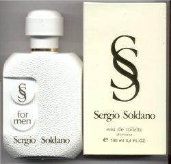 Sergio Soldano White Bottle Eau de Toilette Spray/Sergio Soldano