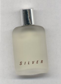 Silver For Men Cologne Splash 15ml/Mem Company