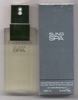 Alfred Sung SPA Eau de Toilette Spray 100ml/Alfred Sung